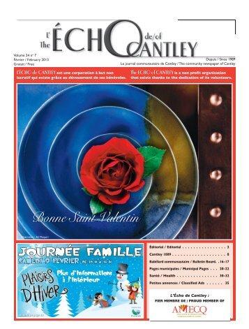 Télécharger la dernière édition du journal - amecq
