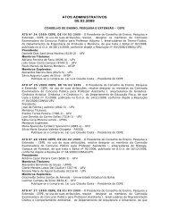 atos administrativos - DTI- Diretoria de Tecnologia da Informação