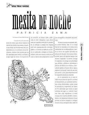 Letras, libros y revistas
