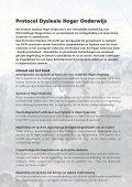 Protocol Dyslexie Hoger Onderwijs - Page 2