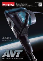 HR5211C/ HR5210C/ HR5201C 52mm (2