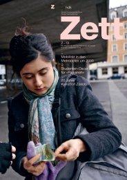 20 Jahre Kunsthof Zürich - Zürcher Hochschule der Künste