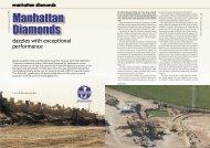 Manhattan Diamonds - Manhattan Corporation