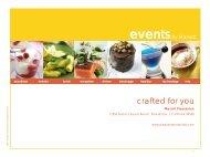 eventsby - Marriott International