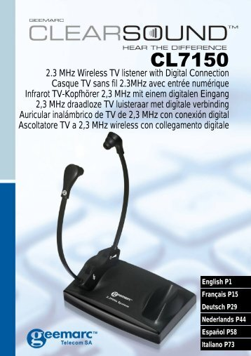 CL7150 - Action On Hearing Loss
