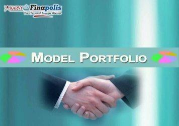 MODEL PORTFOLIO - Thefinapolis