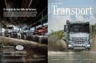 Transportmagasin - Mercedes-Benz