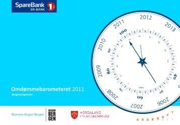 Omdømmebarometeret 2011 - Business Region Bergen