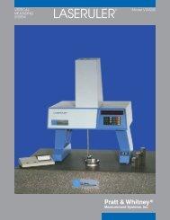 LASERULER® - Pratt & Whitney