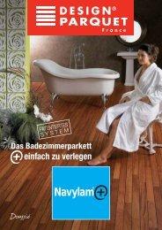 Navylam® - Parkett Frischemeier