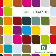 PRODUKTKatalog - Steirer Parkett