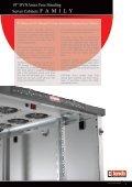 "19"" DYNAmax Series Free Standing Server Cabinets Pdf ... - LANDE - Page 2"