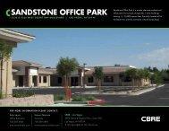 SANDSTONE OFFICE PARK - Property Line