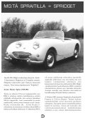 Untitled - MG Car Club Finland Ry - Page 6