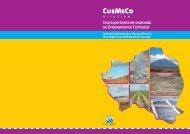 Macrozonificación CUEMECO - Plan Estratégico de Malargüe