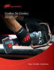 Cordless Die Grinders - Ingersoll Rand