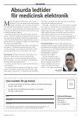 03-2006, Tema Medicinsk elektronik (6 Mbyte, pdf) - Page 5
