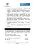 INVITACION PUBLICA No. 01 DE 2011 CONSEJO PROFESIONAL ... - Page 4