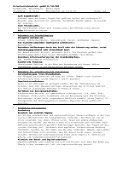 Sicherheitsdatenblatt Sicherheitsdatenblatt gemäß 91/155/EWG ... - Page 2