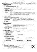 sicherheitsdatenblatt - Fachhandel Parkett August Denner GmbH - Page 3