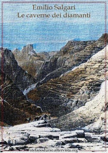"""""""Le caverne dei diamanti"""" di Emilio Salgari - Altervista"""