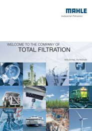Mahle Filtration - Condit Company