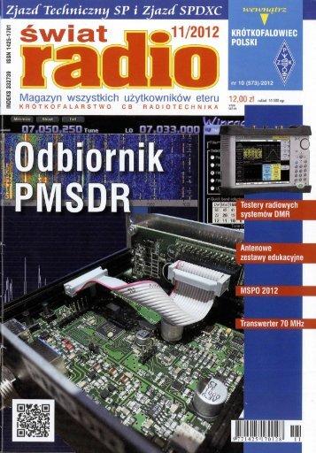 Świat Radio 11/2012 - TELDAT