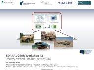 EDA LAVOSAR Workshop #2