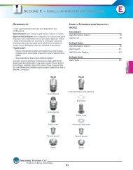 Sezione E – Ugelli Atomizzatori Idraulici