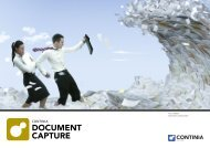 DOCUMENT CAPTURE - Continia