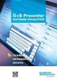 PB G+B Presenter.indd - Gahrens + Battermann