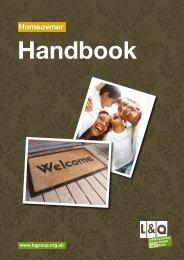 The Homeowner Handbook - London & Quadrant Group