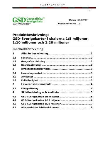 Produktbeskrivning magazines produktbeskrivning fr gsd sverigekartan vektor 15 altavistaventures Choice Image