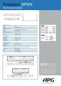 Prozessor - APG - Seite 2