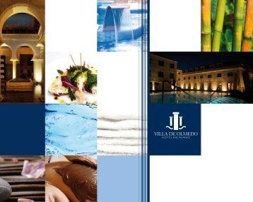Descargue el catálogo del Hotel Balneario - Castilla Termal Hoteles
