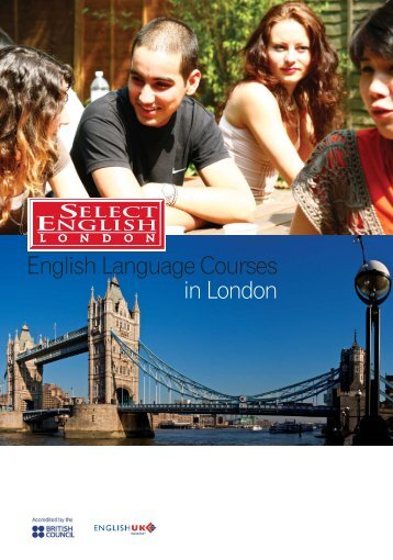 English Language Courses In London