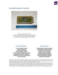 manufacturer's brochure
