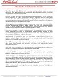 BİLGİLENDİRMENOTU - Coca Cola İçecek - Page 2