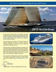 2013 new york auction guide - iModules