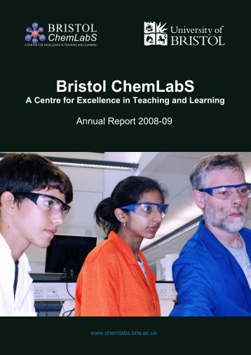 Fourth Annual report - Bristol ChemLabS - University of Bristol