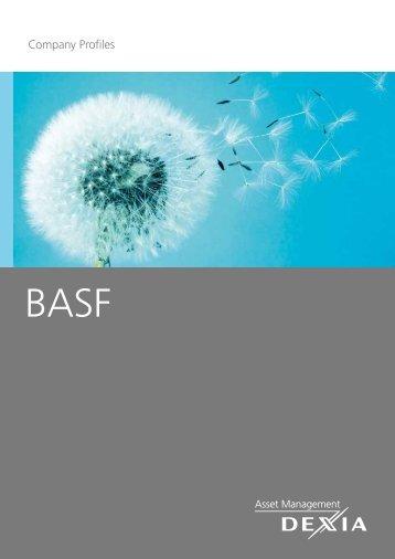 BASF - Dexia Asset Management
