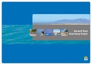 Benwell Road Boat Ramp Project - Townsville City Council ...
