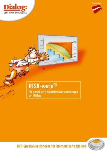 RLV-Prospekt - Dialog Lebensversicherung