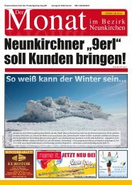 Download Ausgabe Februar 2014 - auf der DerMonat.co.at