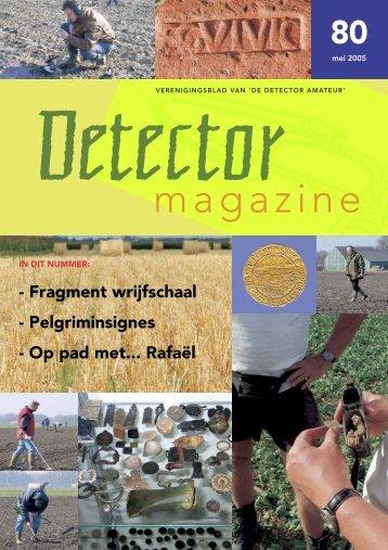 Detector Magazine 80 - De Detector Amateur