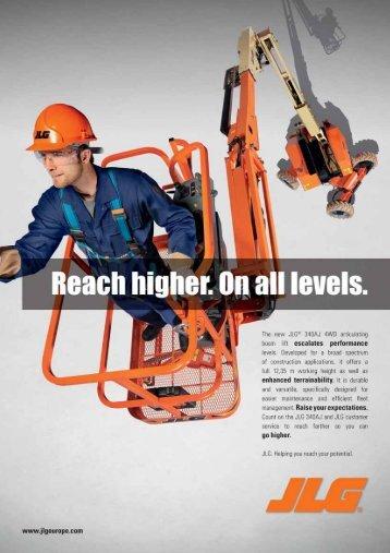 AT boom lifts c&a - Vertikal.net