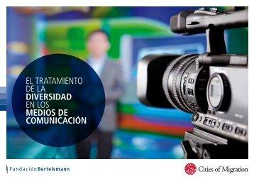 Diversidad medios de comunicación - Fundación Bertelsmann