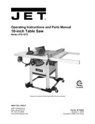 10-inch Table Saw - Rockler.com