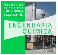 Manual de Fiscalização – ENGENHARIA QUÍMICA - Crea-RJ