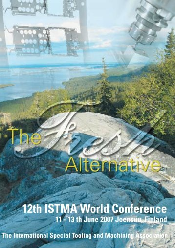 12th ISTMA World Conference - CTMA: The Canadian Tooling and ...